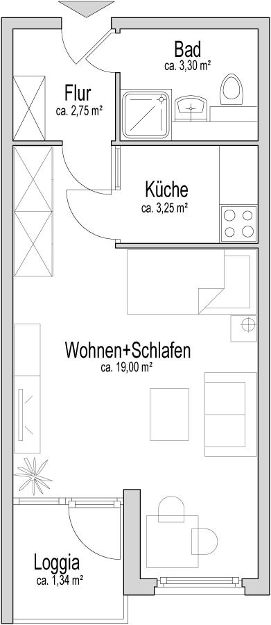 flutopfer stiftung von 1962 mietwohnungen. Black Bedroom Furniture Sets. Home Design Ideas